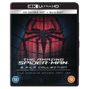 The Amazing Spider-Man 1&2 - 4K Ultra HD (Includes Blu-ray)