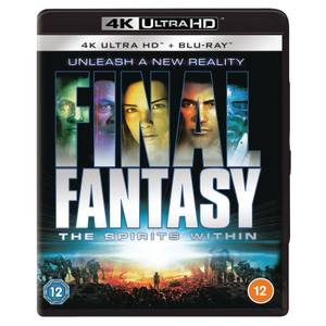 Final Fantasy: The Spirits Within - 20th Anniversary 4K Ultra HD (Includes Blu-ray)