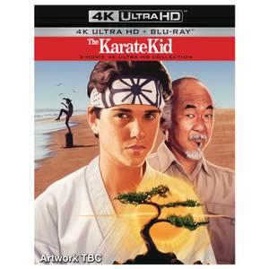 The Karate Kid - 1,2 & 3 - 4K Ultra HD