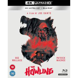 The Howling - 4K Ultra HD 40th Anniversary Restoration (Includes Blu-ray)
