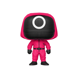 Squid Game Red Soldier Circle Mask Funko Pop! Vinyl