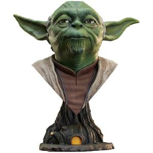 Gentle Giant Star Wars Legends In 3D 1/2 Scale Bust - Yoda (The Empire Strikes Back Version)