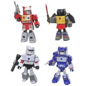 Diamond Select Transformers Series 2 Minimates Box Set