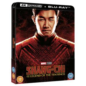 Shang-Chi and the Legend of the Ten Rings - Zavvi Exclusive 4K Ultra HD Steelbook