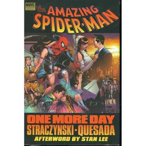 Marvel Spider-Man: One More Day (Amazing Spider-Man) Graphic Novel Paperback