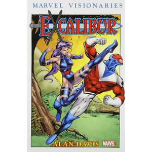 Marvel Excalibur Visionaries: Alan Davis - Volume 2 Paperback Graphic Novel