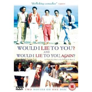Would I Lie To You/Would I Lie To You Again