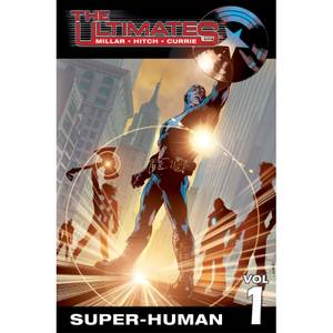 Marvel Ultimates Vol.1: Super-human Graphic Novel Paperback