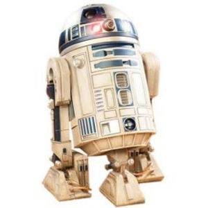Réplique Sideshow Collectibles Star Wars R2-D2 Deluxe 17 cm
