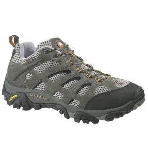 Chaussures de Randonnée Moab Merrell -Kaki