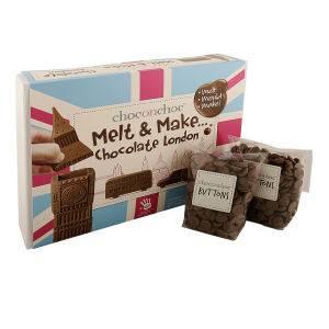 Melt and Make Chocolate London