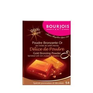 Bourjois Delice De Poudre Gold