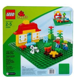 Plaque de base LEGO® DUPLO® -Verte (2304)