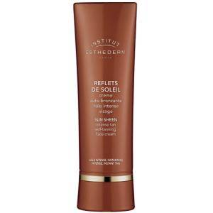 Institut Esthederm Sun Sheen Intense Tan Self-tanning Face Cream 50ml
