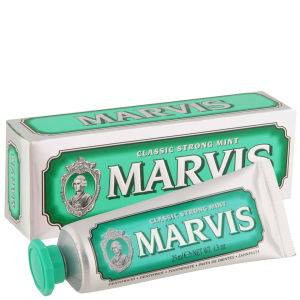 Marvis Travel Classic Strong Mint Toothpaste 25ml