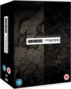 Band of Brothers / The Pacific (Limited Edition Gift Set)