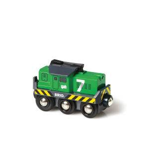 Brio Freight Battery Train