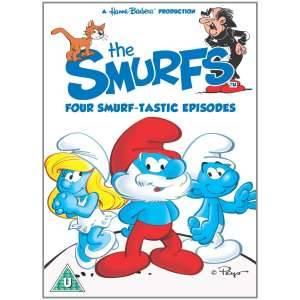 The Smurfs: Four Smurf-tastic Episodes