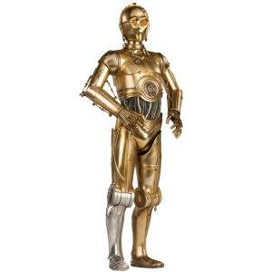 Figurine Articulée C-3PO Star Wars - Echelle 1:6 -Sideshow Collectibles