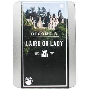 Laird oder Lady Titel-Geschenkbox