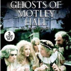 GHOSTS OF MOTLEY HALL, THE (DVD)