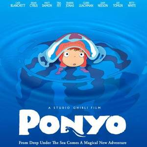 Ponyo (Single Disc)