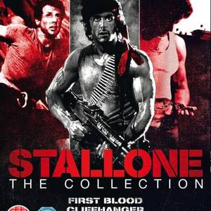 Stallone Triple (First Blood / Cliffhanger / Lock Up)