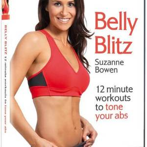 Belly Blitz with Suzanne Bowen