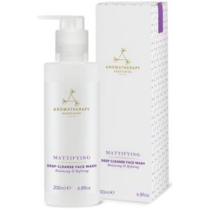 Gel Facial Limpieza Profunda de Aromatherapy Associates 200 ml
