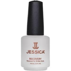 Base para Unhas Quebradiças Recovery Basecoat da Jessica (14,8 ml)