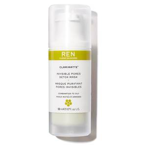 REN Clean Skincare Clarimatte Invisible Pores Detox Mask 50ml