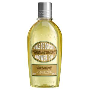 L'Occitane Shower Oil - Almond (250ml)