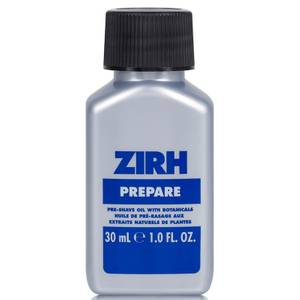 Zirh Botanical Pre-Shave Oil 30ml
