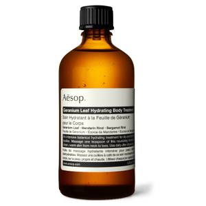 Aesop Geranium Leaf Hydrating Body Treatment 100ml