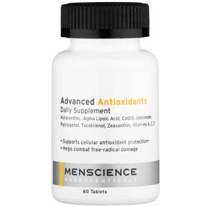 Menscience Advanced Antioxidants Daily Supplement