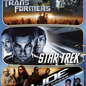 Transformers / Star Trek / G.I Joe