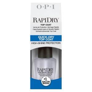 OPI RapiDry Schnelltrocknender Topcoat (15ml)