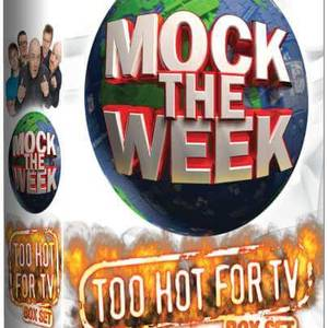 Mock The Week: Too Hot For TV (Box Set)