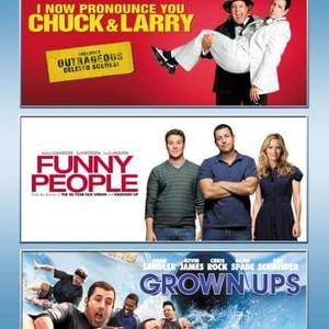 I Now Pronounce You Chuck and Larry / Funny People / Grown Ups