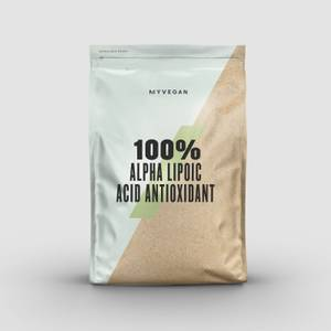 100 % alfa liponinė rūgštis