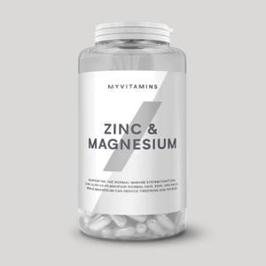 Myvitamins Zinc and Magnesium 800mg