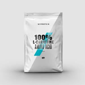 100% L-karnitīna aminoskābe