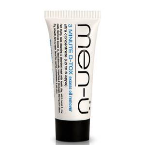 men-ü D-Tox głęboko oczyszczająca maska glinkowa (15 ml)