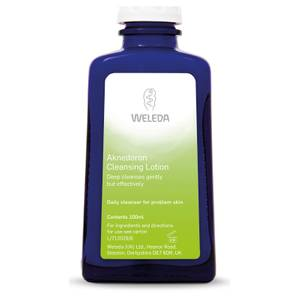 Lotion nettoyante Aknedoron Weleda (100 ml)