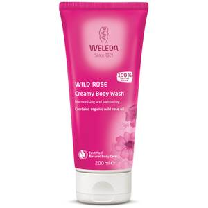 Weleda Wild Rose Body Wash crémeux (200ml)