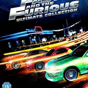 The Fast and the Furious / 2 Fast 2 Furious / The Fast and the Furious: Tokyo Drift (Lenticular Sleeve)