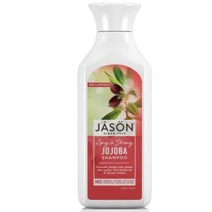 JASON Hair Care Jojoba and Castor Oil Shampoo 473ml