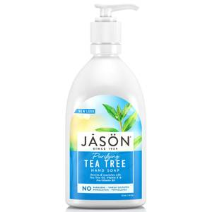 JASON Purifying Tea Tree Hand Soap 473ml