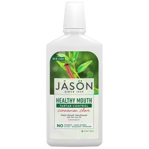 JASON Healthy Mouth Tartar Control Mouthwash 473ml