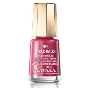 Mavala Bordeaux Nail Colour (5ml)